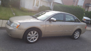 2005 Ford Five Hundred AWD limited 144500