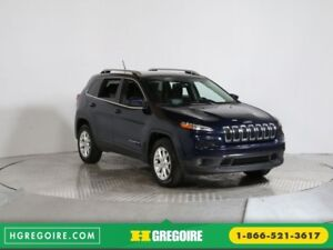 2014 Jeep Cherokee North 4WD A/C MAGS BLUETHOOT