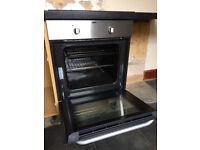 Zanussi ZOB140X oven