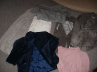Women's Clothes Bundle NEW LOOK all fit size 8/10