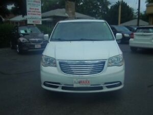 2014 CHRYSLER TOWN & COUNTRY TOURING- DVD PLAYER, REAR VIEW CAME