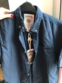 Brand new Soulcal shirt size M
