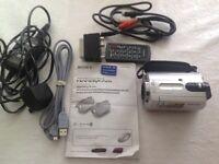 SONY HANDYCAM CAMCORDER 40 GB HDD