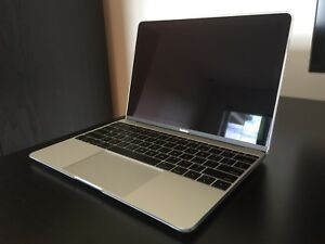 "MacBook 12"" Silver 2016"