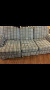 Sofa and love seat for sale! $225 for set