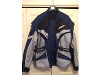 Zip Wear Motor Bike Jacket