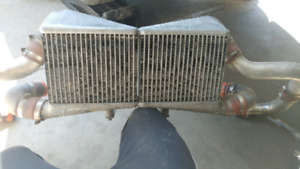 300zx HKS Front Mount Intercooler