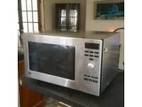 Microwave LG Combi