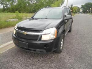 Chevy Equinox,Fully Loaded,Auto, Ice cold Air, Drives Good $2495