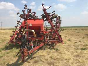 30' Cultivator/Valmar and Packers