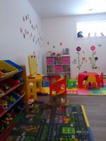 Garderie en milieu familial (secteur Mont-Bellevue)