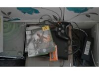 Xbox 360 and some games