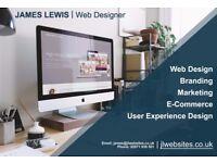 PROFESSIONAL & AFFORDABLE WEB DESIGN LONDON - Wordpress | Ecommerce | UI & UX