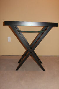 Vintage Folding Tray Table