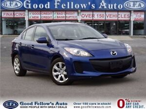 2013 Mazda MAZDA3 STUNNING BLUE - DON'T MISS OUT