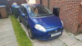 Fiat punto breaking