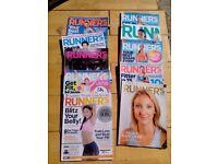 Runners world magazines
