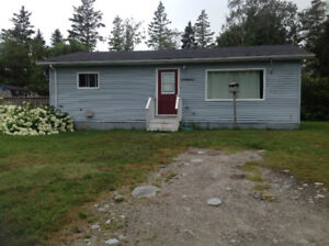 Cheaper to buy than to rent. House for sale in Sluice Point, NS