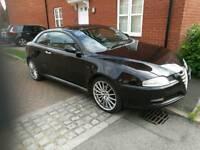 Black Alfa Romeo GT JTDm