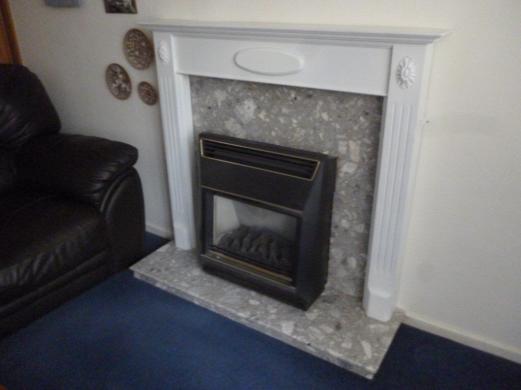 valor flamenco super radiant convector gas fire in stafford