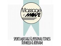 Mobile Swedish and Sports Massage Perthshire prices from £35 per hour
