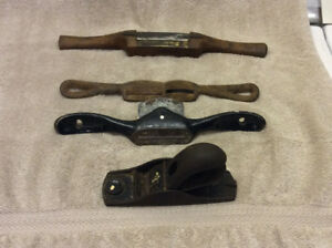 Antique wood planes !