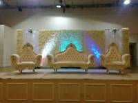 Wedding and Mehndi Stages for Hire