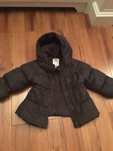 Old Navy Winter Coat: Frost Free