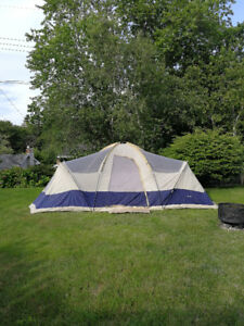 Tents- Large 3 Room Tent