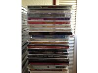 CDs from different artists