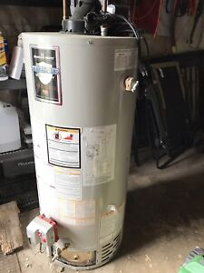 Hot Water Heater Propane HE