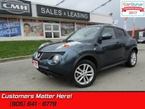 2014 Nissan JUKE SV   MANUAL, POWER GROUP, ALLOYS!