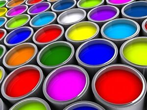 Free paint in London in exchange of a satisfaction survey
