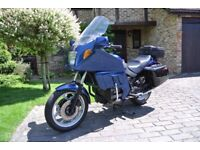 BMW K75RT 1993, 56300 miles, Low Seat, ABS, MoT to May 2018