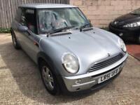 Mini one 1.6 2002 **£495**