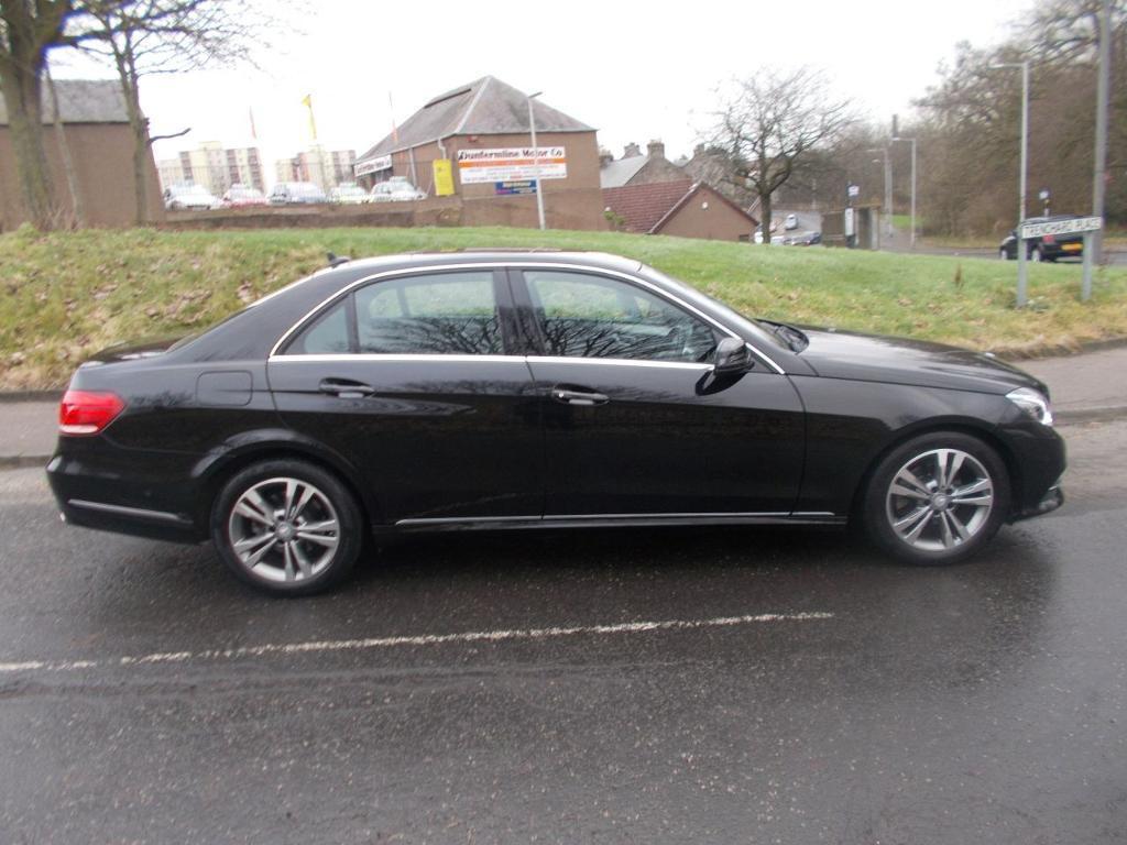 Mercedes benz e class 2 1 e220 bluetec se 4d auto 174 bhp for Mercedes benz fife