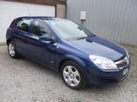 2008 Vauxhall Astra 1.3 CDTi 16V Club [90] 5dr 5 door Hatchback