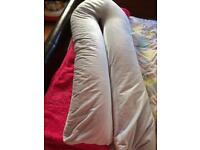 Pregnancy/Back pain large pillow
