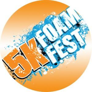 5k Foam Fest Belleville July 29th