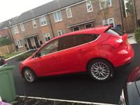 Ford Focus 14 plate