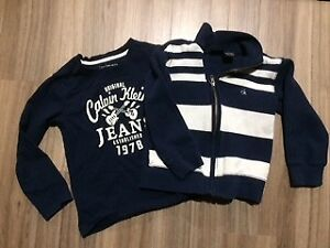 Boys Sweaters and Shirts