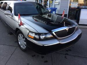 2005 Lincoln Town Car Limousine Other