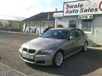 2010 BMW 3 SERIES 320D SE AUTO 2L - 69,441 MILES- FULL SERVICE HISTORY - 1 OWNER