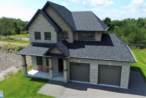 Spectacular new home in New Sudbury