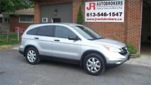 2010 Honda CR-V LX - 4WD - Fuel Efficient Compact SUV!