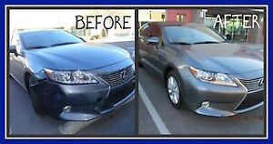 AFFORDABLE AUTO BODY COLLISION REPAIR WORK AND PAINT