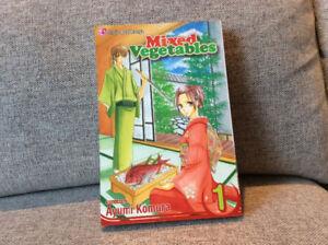 Mixed Vegetables Manga ~ 1