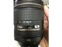 Nikon AF-S 24-120mm VR f/4
