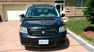 Dodge Grand Caravan 2009 Fully Loaded, Low Km