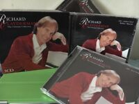 Richard Clayderman, The Ultimate Collection - CD Boxset
